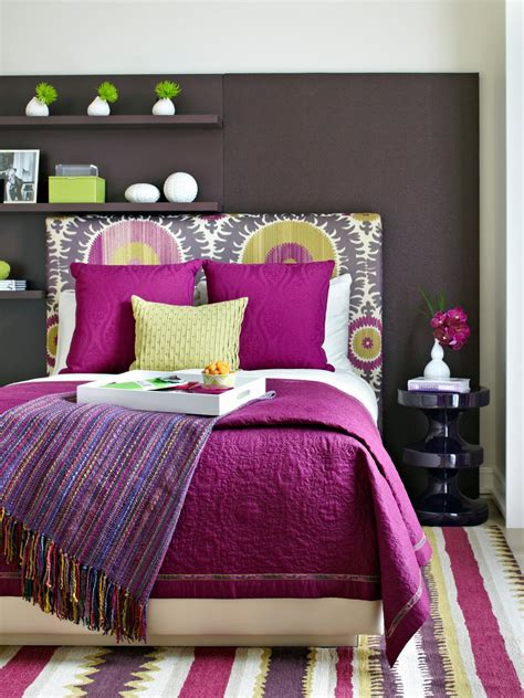 Gray And Purple Bedroom Ideas Beautiful Bedrooms 15 Shades Of Gray Bedrooms Bedroom Decorating Ideas Hgtv