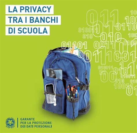 la privacy tra i banchi di scuola la privacy tra i banchi di scuola istituto comprensivo