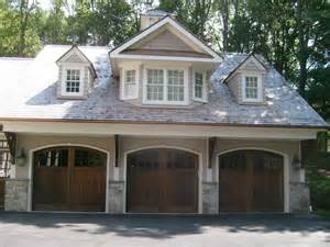 Chappaqua colonial traditional garage and shed new york by