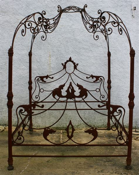 Beautiful Iron Bed Decorating Ideas Stuff Like That Wrought Iron Bed Frames Vintage