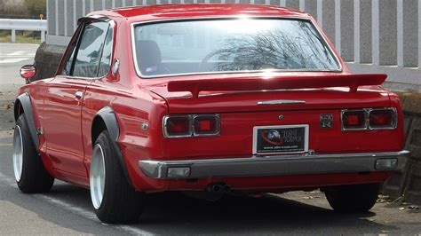 nissan hakosuka for sale hakosuka for sale nissan skyline kgc10 gtr clone coupe at