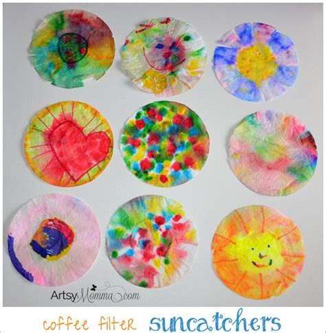 Coffee Filter Paper Crafts - 27 best images about materials coffee filters on