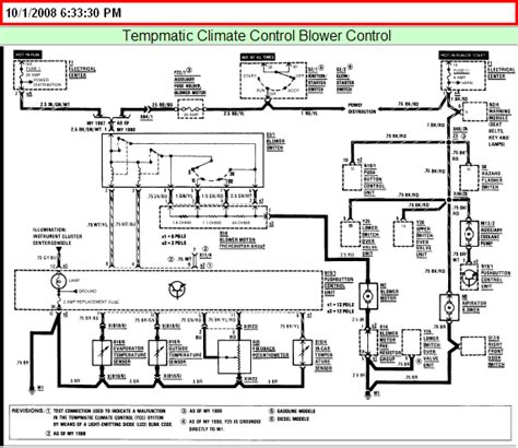 mercedes 190e electrical wiring diagram wiring