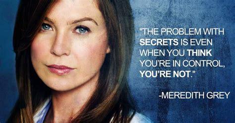 meredith grey quotes best meredith grey season 1 quotes