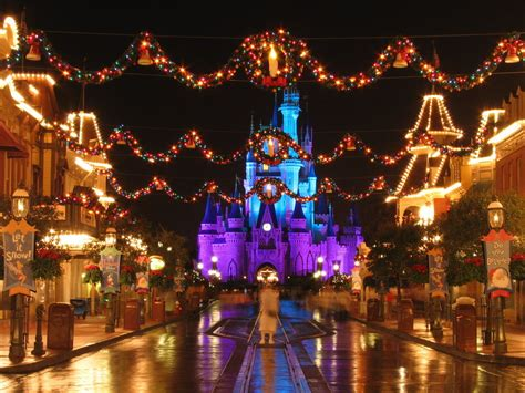 christmas at disney living in a grown up world