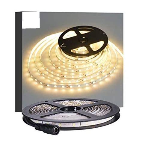 waterproof warm white led light strips 12v olt 60leds m