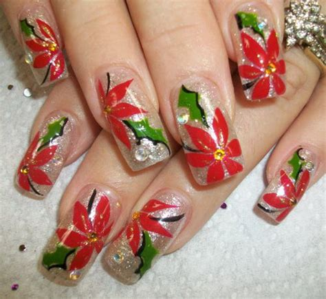 20amazing christmasfor nail easy nail designs for random talks