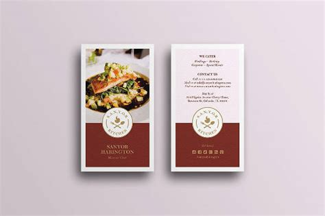 Food Business Card Templates Psd by 15 Food Business Card Designs Templates Psd Ai