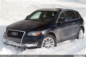 road test 2011 audi q5 2 0t audiworld