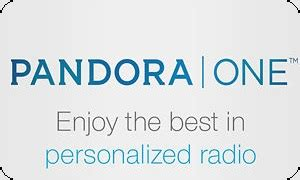 Pandora Music Gift Card - buy pandora one radio gift cards at a discount giftcardplace