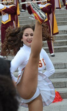 usc cheerleader not wearing underwear 1000 images about usc pride on pinterest university of