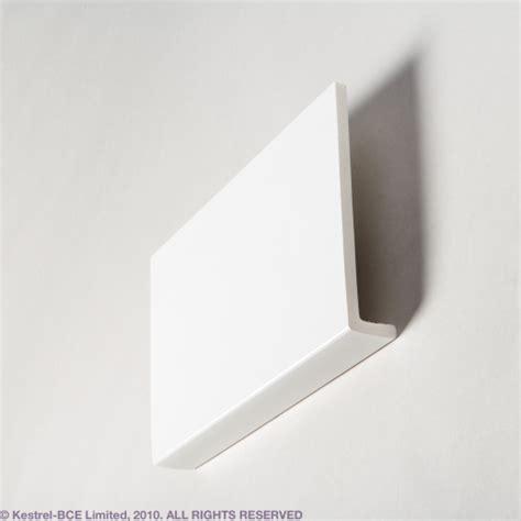 Plastic Window Box Liners - white upvc fascia board 9mm x 260mm 2 x 2 5m ebay