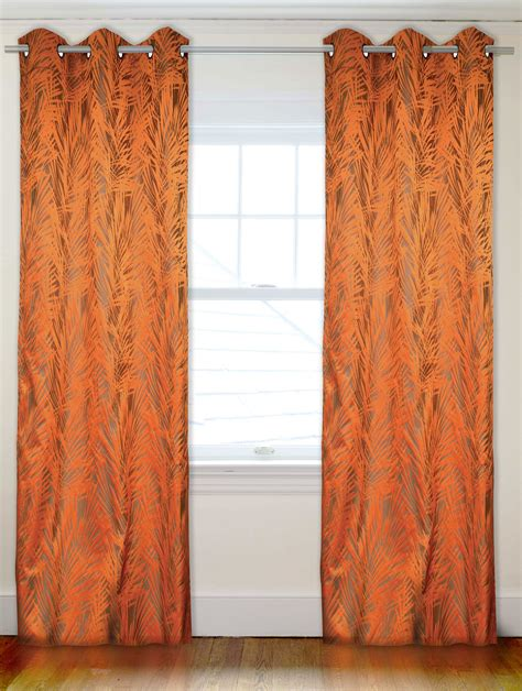 curtain dream ready made curtain panel with grommets dream color copper