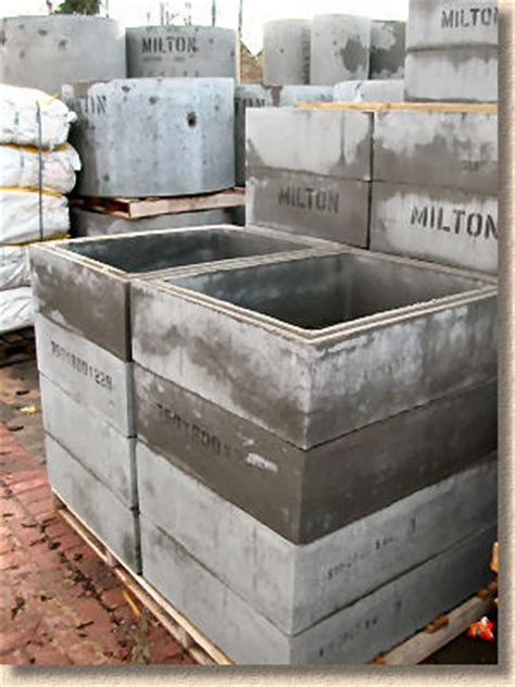 concrete chamber sections pavingexpert drainage manholes and inspection chambers
