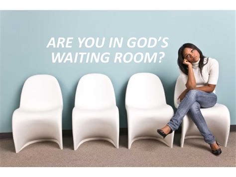 god s waiting room are you in god s waiting room pointes of view