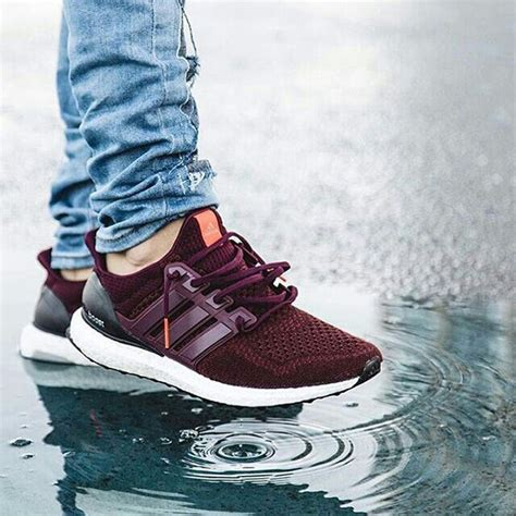 Sepatu Casual Running Sneakers Adidas Ultraboost Slip On Maroonl 201 best images about shoes on air max 90