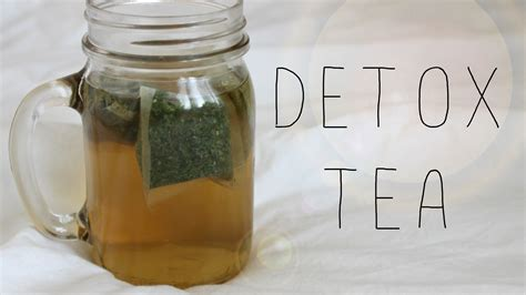 Detox Ingredients For Detox Tea by Liver Detox Tea Recipe Balance Hormones Cleanse Your