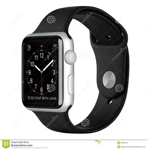 apple sport aluminum apple sport silver aluminum with black sport