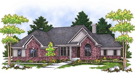 affordable ranch house plans comfortable and affordable ranch home plan 8973ah