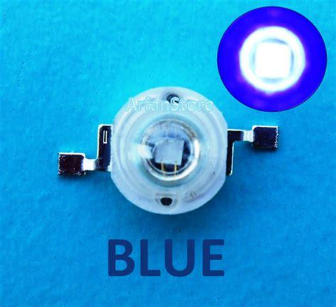 Hpl 3 Watt Biru High Power Led jual high power led hpl 3w blue biru 460 470nm 3 2 3 6v 80