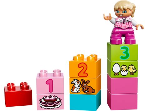 Lego 10571 Duplo All In One Pink Box Of lego 174 duplo 174 all in one pink box of 10571 duplo