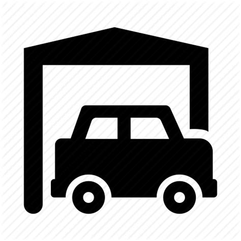 Garage Icon by Carport Garage Icon Icon Search Engine