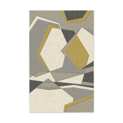Rabbit Rug by Roar Rabbit Geoscape Wool Rug West Elm