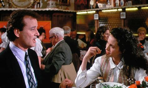 groundhog day andie macdowell groundhog day original script reveals how phil was trapped