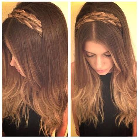 Braid Hair Band braided hairstyle posts my new hair