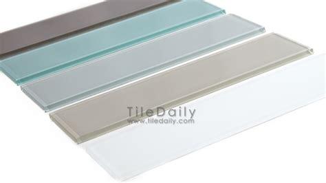 glass subway tile colors slim glass subway tile 5 colors tiledaily