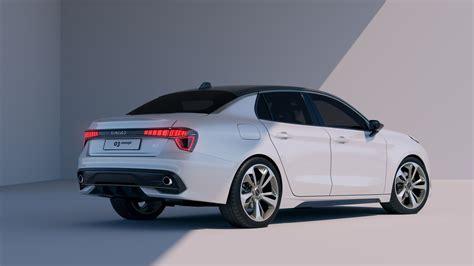 Lynk Co Shows Pics Of Volvo Developed 03 Sedan