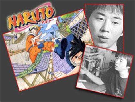 anime naruto berasal dari mana tsuhoku 一世 biografi masashi kishimoto pengarang komik naruto