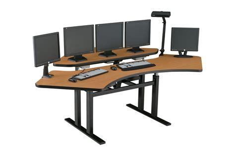 Computer Desk Houston Computer Desk Houston Houston Computer Desk In White And Anthracite With Shelving Houston