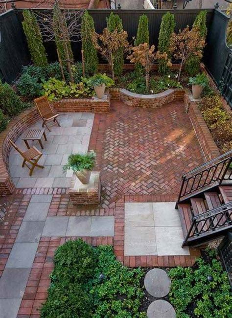 23 Small Backyard Concepts How To Make Them Appear Small Backyard Idea