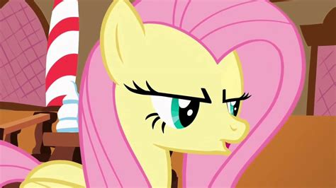 baby dont laugh at me fluttershy you laugh at me i wrath at you
