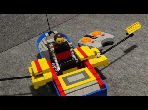 lego boat rc lego rc rowing boat ship ruderboot by 252 fchen