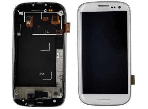 Lcd Untuk Samsung Galaxy S3 samsung galaxy s3 i9300 lcd ekran ve dokunmatik 30878