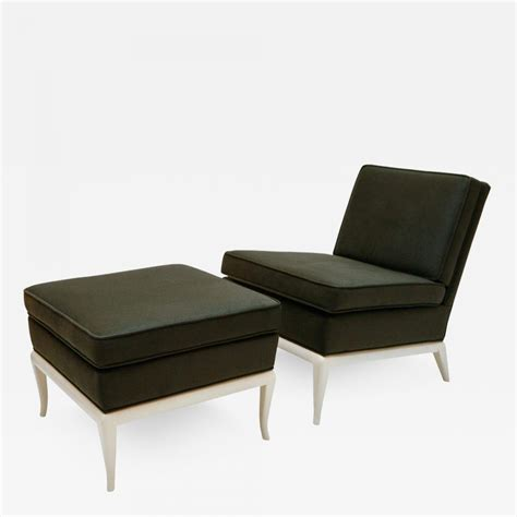 Slipper Chair And Ottoman Design Ideas Th Robsjohn Gibbings Slipper Chair And Ottoman By T H Robsjohn Gibbings