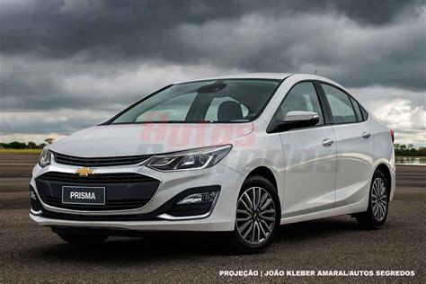 Chevrolet Prisma 2020 China by Novo Prisma Tem Imagens Reveladas Na China Autos Segredos