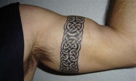 tribal tattoos around bicep 30 best armband tattoos tattoofanblog