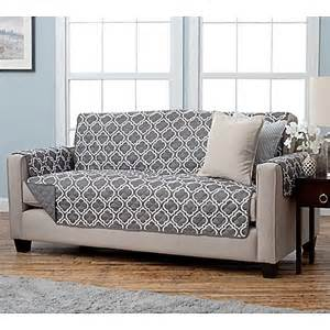 sofa protector adalyn collection reversible sofa size furniture