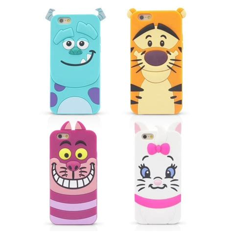 Gambar Silicon Tsum Tsum Xiaomi Redmi 4 coque disney iphone 6
