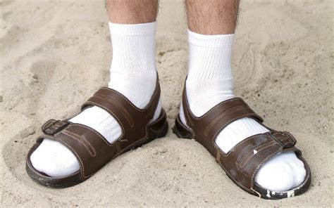 socks and sandals 7 things you should never wear to the travelversed