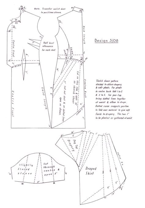 clothes pattern download free wedding dress sewing patterns free download