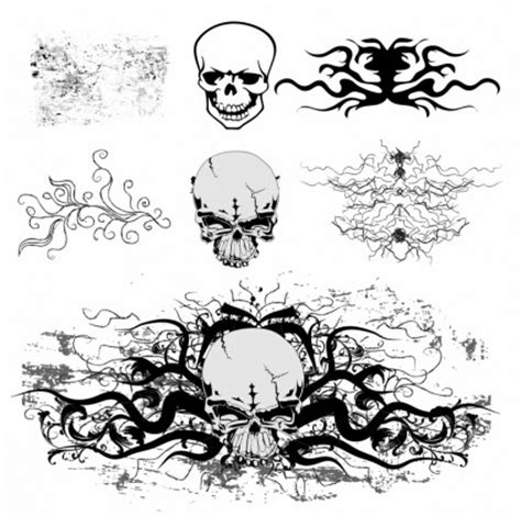 wallpaper hitam putih tengkorak grunge tengkorak vektor misc vektor gratis download gratis