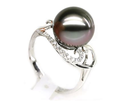 pearl engagement rings meaning