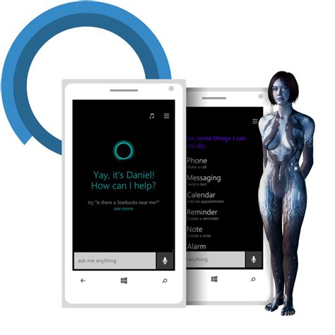 cortana what do you look like are you blonde cortana for windows phone 8 1 all you need to know