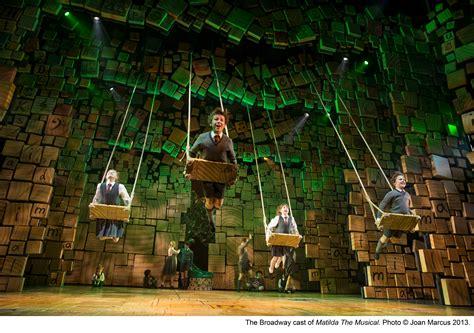 swing broadway musical broadway theater review matilda the musical shubert theatre