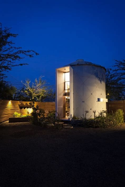 silo house from grain silo to a comfortable home the owner builder network