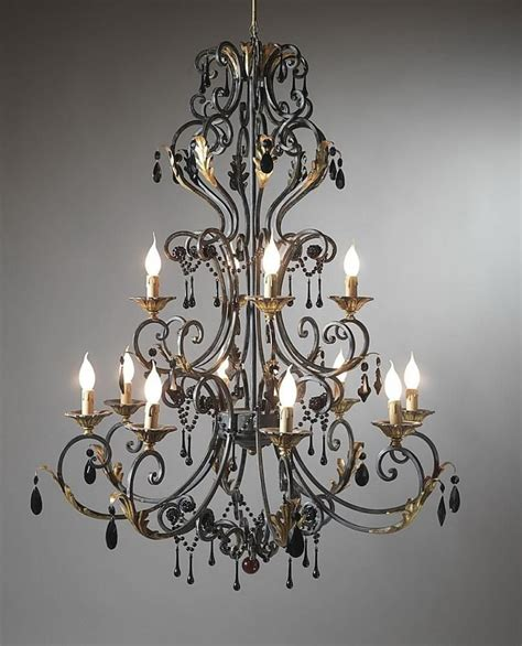 schmiedeeiserner kronleuchter chandelier wrought iron best home design 2018